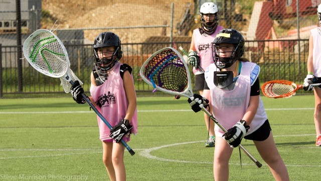 Instruction specifically for girls lacrosse